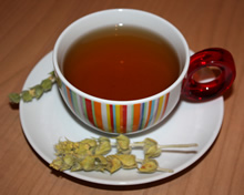 Greek Mountain Tea Recipe